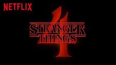 Logotipo de Stranger Things