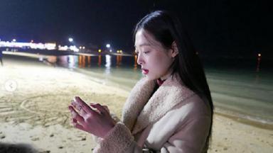 Sulli, cantora de K-pop