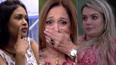 Flayslane, Susana Vieira e Marcela do BB20