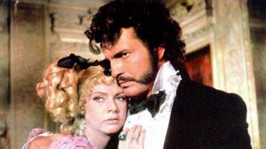 Tarcísio Meira e Maria Cláudia no filme Independência ou Morte