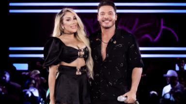 Taty Girl e Wesley Safadão