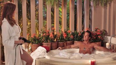 Christiane Torloni e Carlos Machado