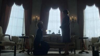 Nova cena de The Crown