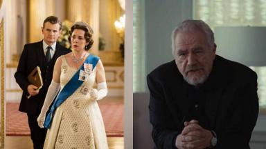 The Crown e Succession
