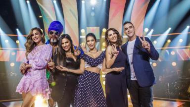 Jurados e apresentadores do The Voice Kids