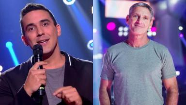 No The Voice Kids, André Marques se emocionou em homenagem a Flavio Goldemberg