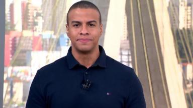 Thiago Oliveira no Bom Dia SP da última segunda-feira (12)