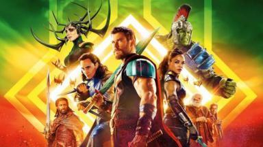 O filme Thor: Ragnarok