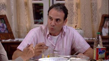 Cena de Ti Ti Ti com Gino