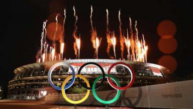 Abertura das Olimpíadas Tóquio 2020
