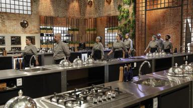 Participantes do Top Chef