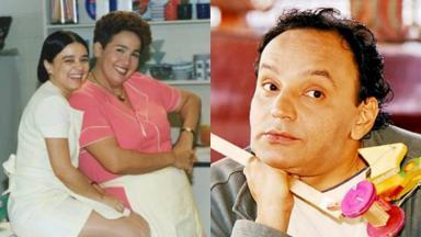 Eliane Costa, Cláudia Jimenez e Cacá Carvalho estão no elenco de Torre de Babel; novela está de volta no Globoplay