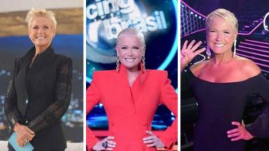 Xuxa em três programas na Record