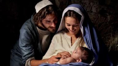 Cena do filme Maria, Mãe de Jesus
