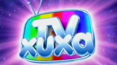 """Logo do """"TV Xuxa"""", antigo programa da Globo"""