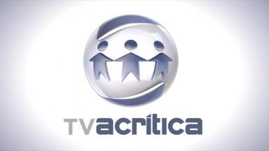 Logo da TV A Crítica