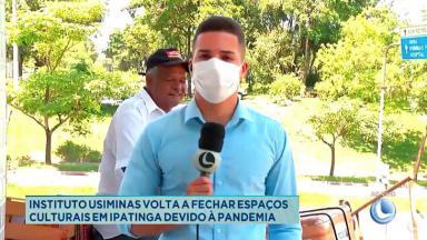 """O repórter Marcos Guimarães recebe """"olhadinha fatal"""" durante o Balanço Geral"""
