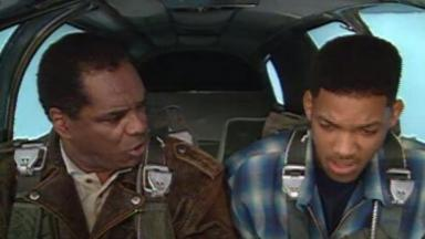 John Witherspoon e Will Smith