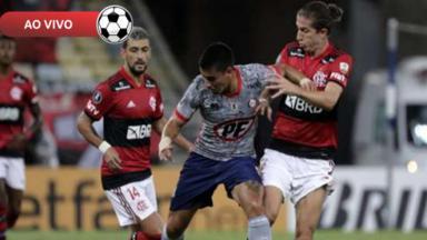 Unión La Calera x Flamengo