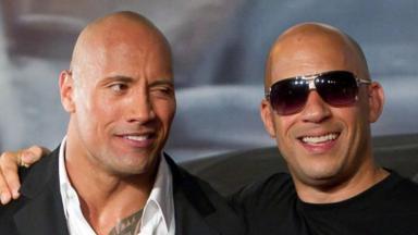 Briga com Vin Diesel
