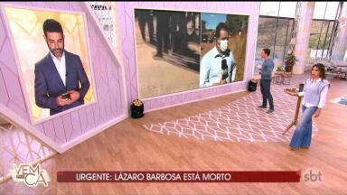 Vem pra Cá falando do caso Lázaro Barbosa