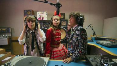 O trio da Patotinha Mágica