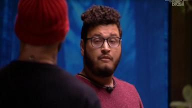 O psicólogo desabafou e reuniu todos os brothers no reality show