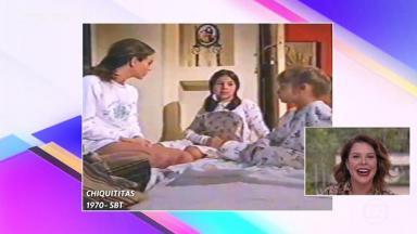 Vídeo Show exibe cena de Chiquititas