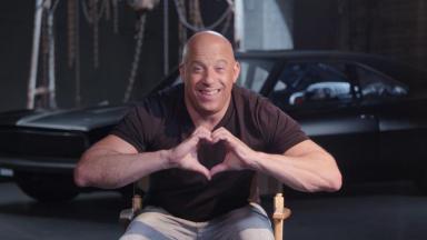 Vin Diesel elogiou Anitta