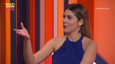 Vivian Amorim participa de programa A Eliminação no Multishow