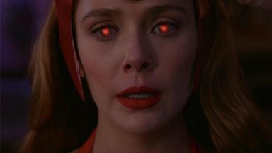Elizabeth Olsen em WandaVision