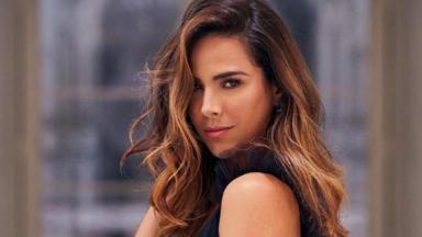 Wanessa Camargo com cabelão