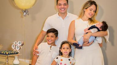 Família de Wesley Safadão