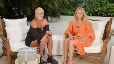 Xuxa e Angélica no Programa Eliana