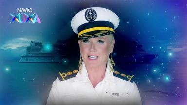 Xuxa Meneghel fala sobre navio temático