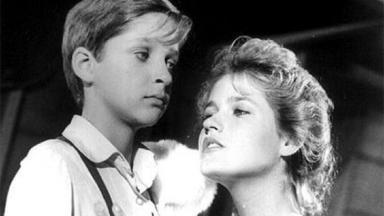 Xuxa em cena do filme Amor Estranho Amor, de 1982