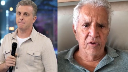 Huck vira problema na Globo e Carlos Alberto é internado às pressas