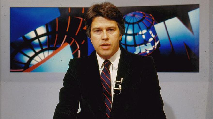 Marcos Hummel no cenário de 1983