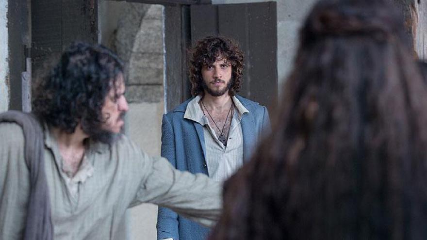 Joaquim descobre que Quinzinho não é seu filho