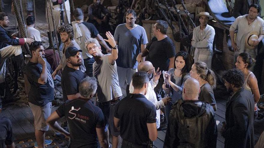 Diretor de cenas de ação de Hollywood se impressiona com superprodução