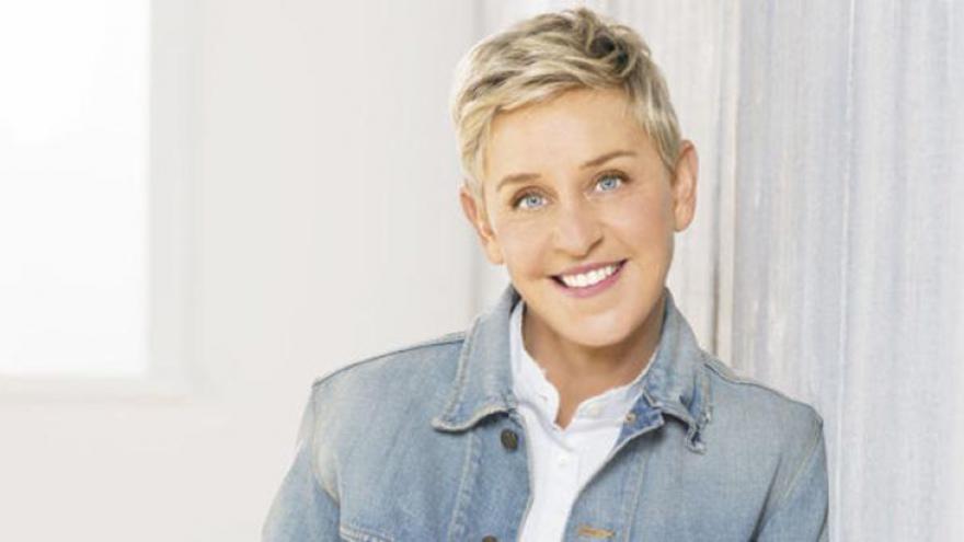Ellen DeGeneres, apresentadora