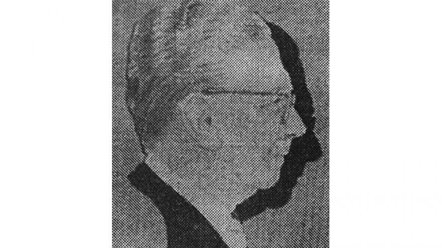 Augusto Pereira, fundador do Rádio Clube de Pernambuco