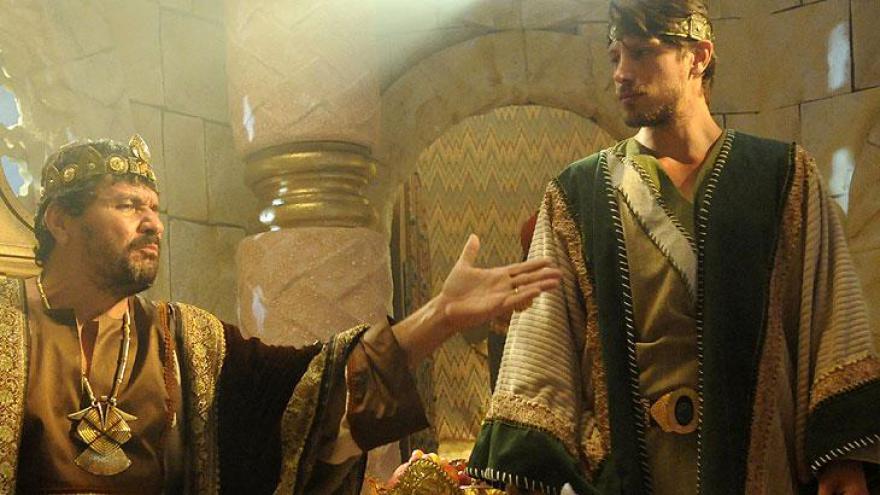 Zedequias é avisado sobre a aproximação dos inimigos babilônicos