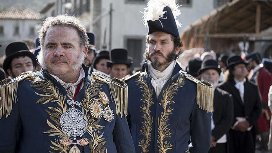 Família real deixa o Brasil falido. Dom Pedro assume como príncipe regente.