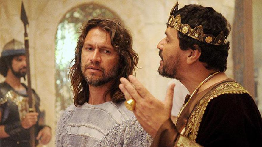 Jeremias encontra o rei Zedequias e anuncia a destruição do reino de Judá