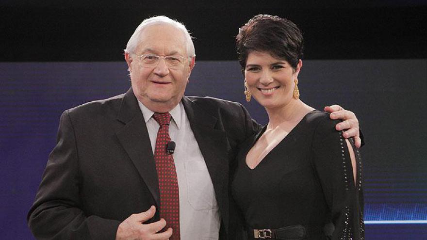 Mariana com Boris Casoy - Programa comemora dois anos no ar como um dos melhores produtos RedeTV!