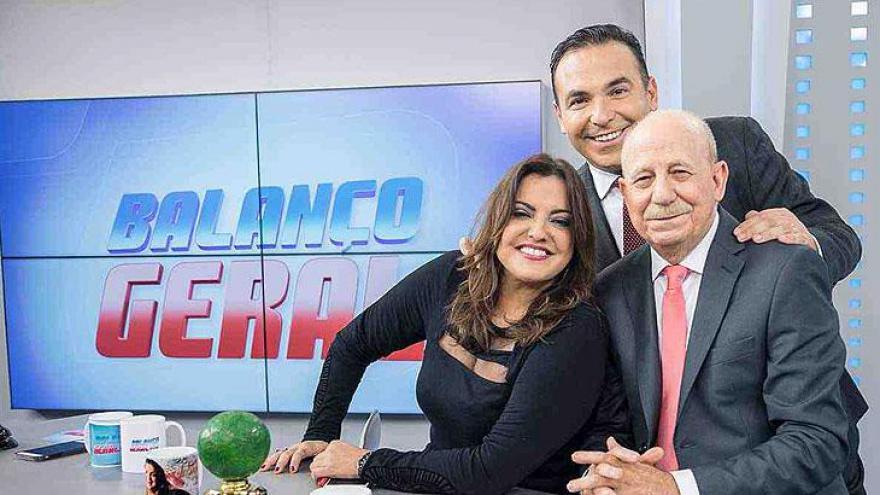 2018 foi o ano de Reinaldo Gottino/Fabíola Reipert/Renato Lombardi (Record TV)?