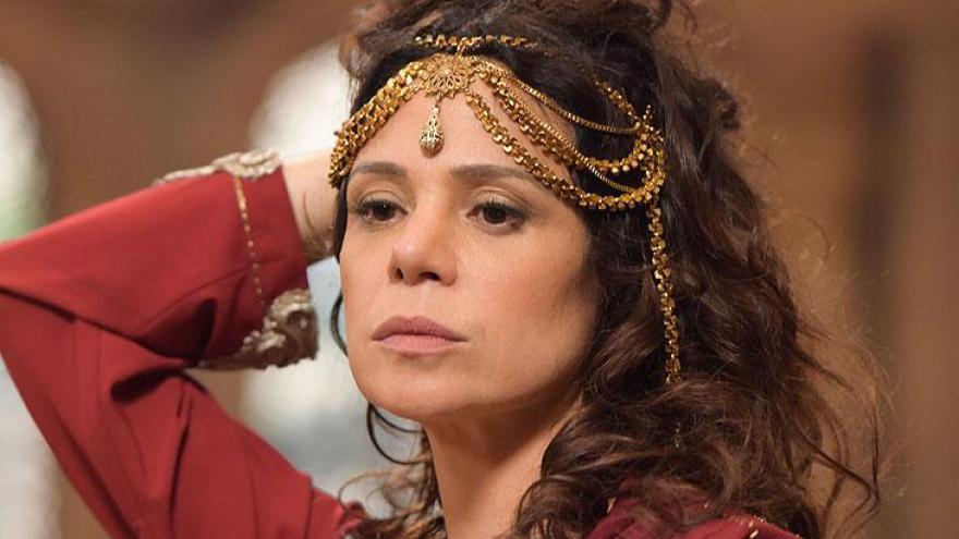 Vanessa Gerbelli é a ambiciosa Herodíade em Jesus