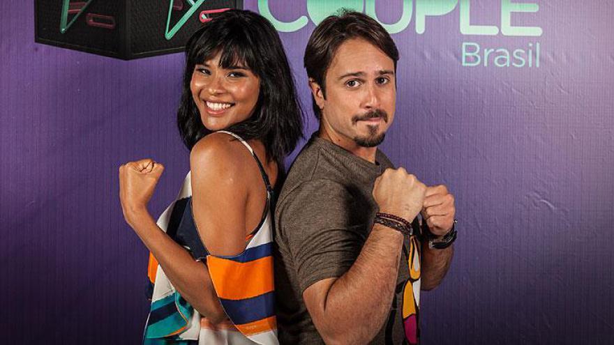 Suyane Moreira (atriz) e Mauricio Ribeiro