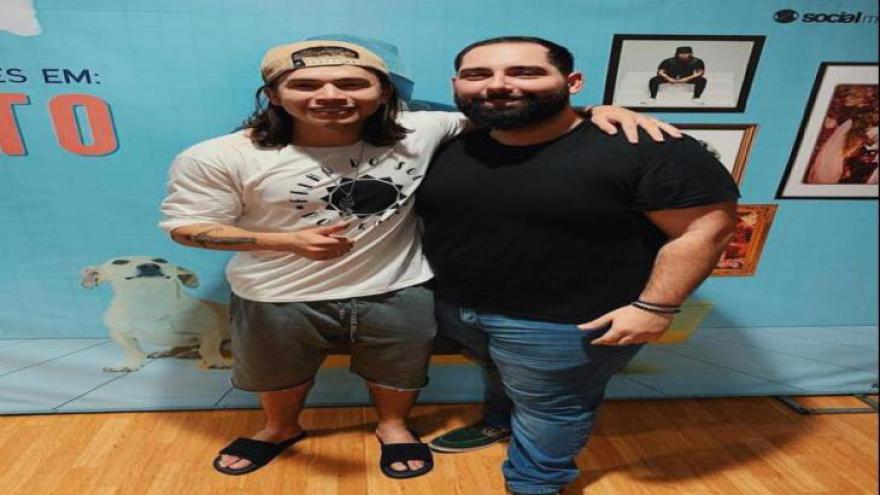 Whindersson Nunes e Luiz Victor